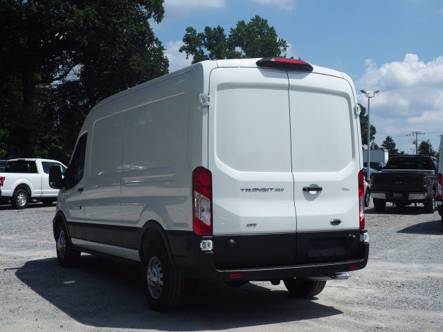 2020 Ford Transit 250 Med Roof AWD, Empty Cargo Van #WU00655 - photo 7