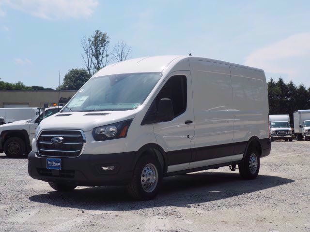2020 Ford Transit 250 Med Roof AWD, Empty Cargo Van #WU00655 - photo 8