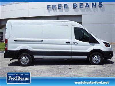2020 Ford Transit 250 Med Roof AWD, Empty Cargo Van #WU00655 - photo 4