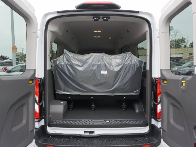 2020 Ford Transit 150 Med Roof 4x2, Passenger Wagon #WU00751 - photo 2