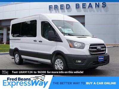 2020 Ford Transit 150 Med Roof RWD, Passenger Wagon #WU00751 - photo 1