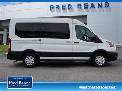 2020 Ford Transit 150 Med Roof 4x2, Passenger Wagon #WU00751 - photo 4