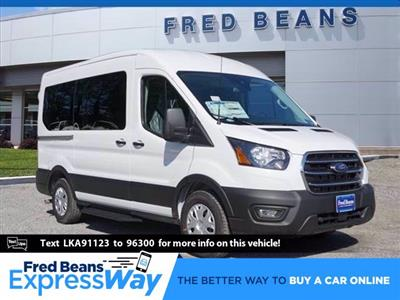 2020 Ford Transit 150 Med Roof RWD, Passenger Wagon #WU00781 - photo 1