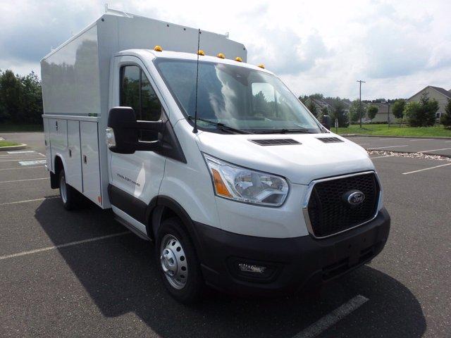 2020 Ford Transit 350 HD DRW RWD, Service Utility Van #WU00983 - photo 4