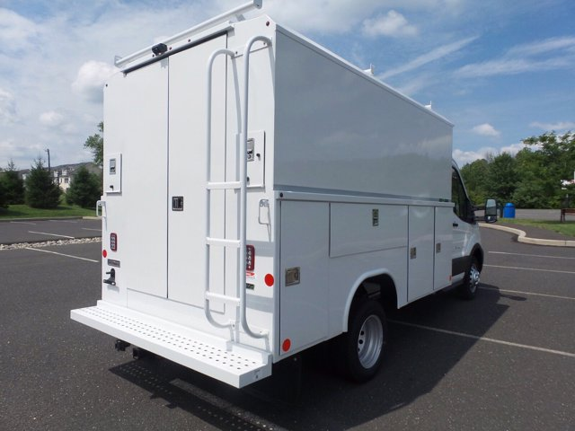 2020 Ford Transit 350 HD DRW RWD, Service Utility Van #WU00983 - photo 6