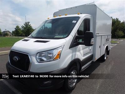 2020 Ford Transit 350 HD DRW RWD, Service Utility Van #WU00983 - photo 1