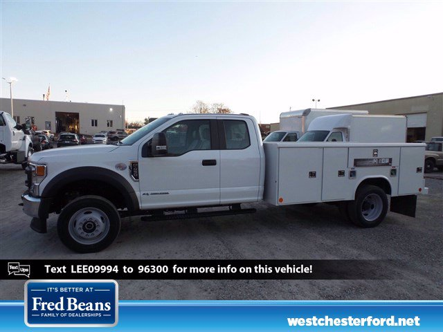 2020 Ford F-450 Super Cab DRW 4x4, Reading SL Service Body #WU00995 - photo 1