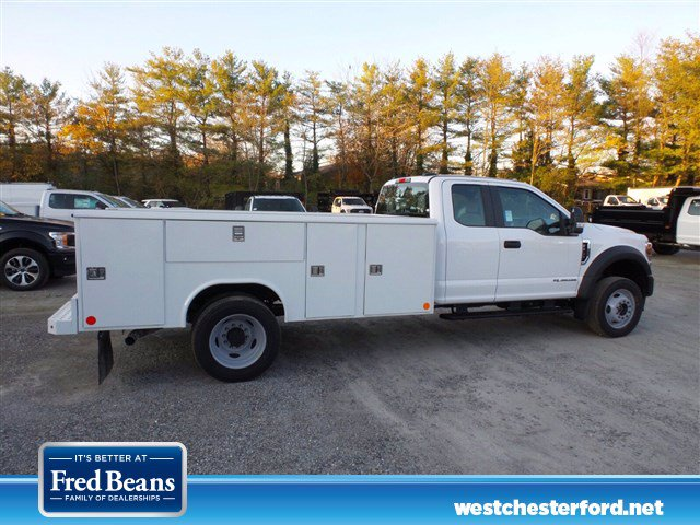 2020 Ford F-450 Super Cab DRW 4x4, Reading SL Service Body #WU00995 - photo 2
