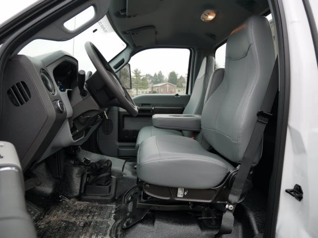 2021 Ford F-650 Regular Cab DRW 4x2, Cab Chassis #WU10007 - photo 10