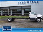 2021 Ford F-650 Regular Cab DRW 4x2, Cab Chassis #WU10007 - photo 2