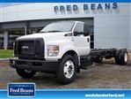 2021 Ford F-650 Regular Cab DRW 4x2, Cab Chassis #WU10007 - photo 4