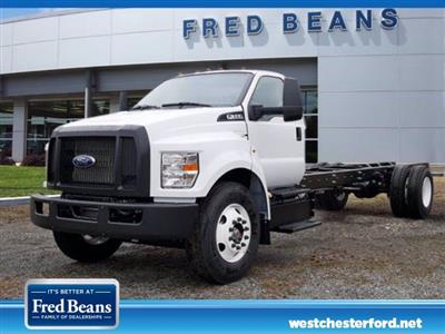 2021 Ford F-650 Regular Cab DRW 4x2, Cab Chassis #WU10008 - photo 4