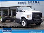 2021 Ford F-650 Regular Cab DRW 4x2, Cab Chassis #WU10008 - photo 1