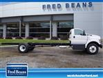 2021 Ford F-650 Regular Cab DRW 4x2, Cab Chassis #WU10008 - photo 2