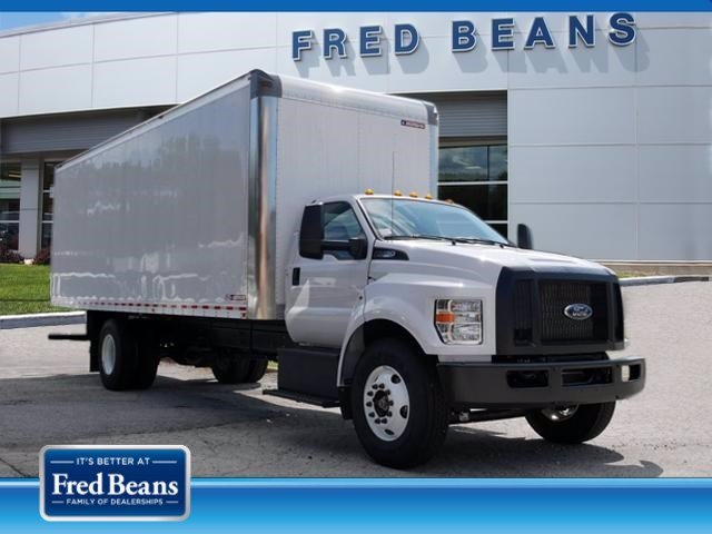2021 Ford F-650 Regular Cab DRW 4x2, Morgan Dry Freight #WU10010 - photo 1