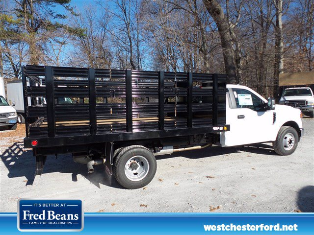 2021 Ford F-350 Regular Cab DRW 4x2, Reading Stake Bed #WU100102 - photo 1
