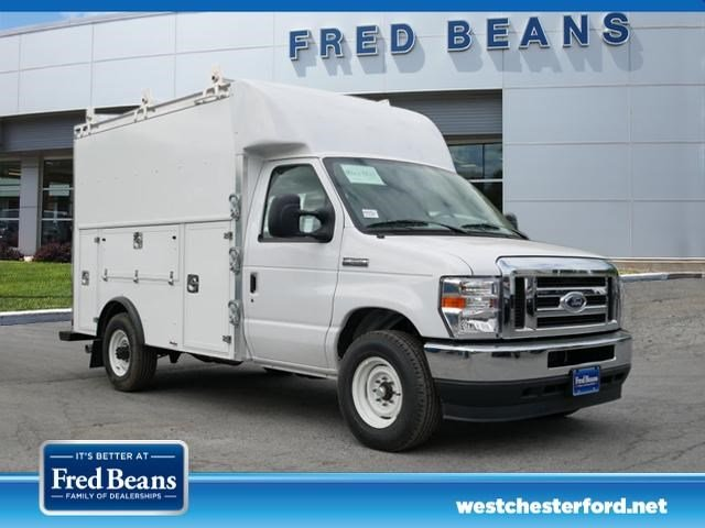 2021 Ford E-350 RWD, Supreme Service Utility Van #WU10011 - photo 1