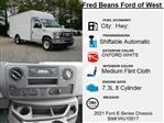 2021 Ford E-350 RWD, Supreme Spartan Cargo Cutaway Van #WU10017 - photo 3