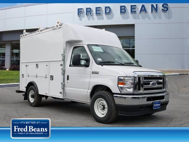 2021 Ford E-350 RWD, Supreme Service Utility Van #WU10020 - photo 1