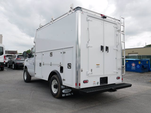 new 2021 ford e350 service utility van for sale in west