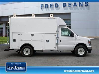 2021 Ford E-350 RWD, Supreme Spartan Cargo Service Utility Van #WU10020 - photo 2