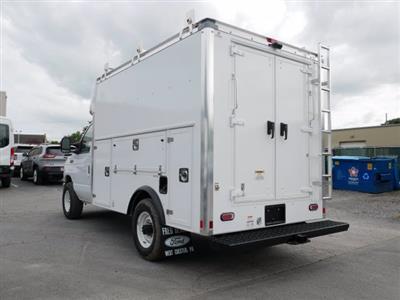 2021 Ford E-350 RWD, Supreme Spartan Cargo Service Utility Van #WU10020 - photo 3