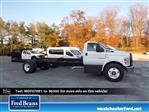 2021 Ford F-650 Regular Cab DRW 4x2, Cab Chassis #WU10034 - photo 1