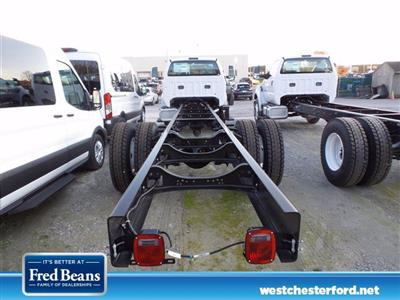 2021 Ford F-650 Regular Cab DRW 4x2, Cab Chassis #WU10035 - photo 2