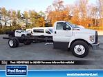 2021 Ford F-650 Regular Cab DRW 4x2, Cab Chassis #WU10035 - photo 1
