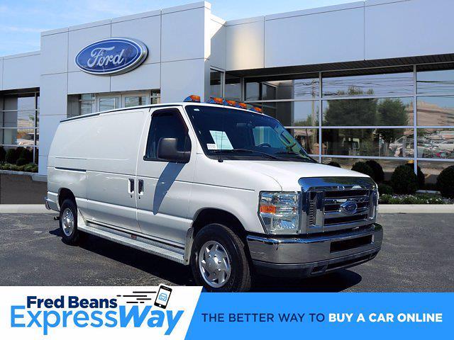 2011 Ford E-250 4x2, Upfitted Cargo Van #WU101304E - photo 1