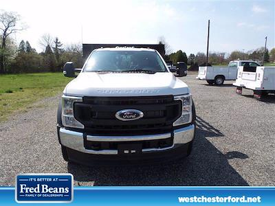 2021 Ford F-450 Regular Cab DRW 4x2, Reading Steel Stake Bed #WU10255 - photo 1