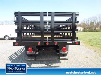 2021 Ford F-450 Regular Cab DRW 4x2, Reading Steel Stake Bed #WU10255 - photo 4