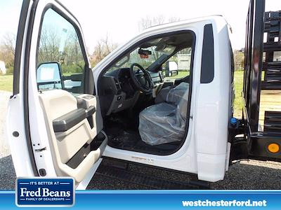 2021 Ford F-450 Regular Cab DRW 4x2, Reading Steel Stake Bed #WU10255 - photo 6