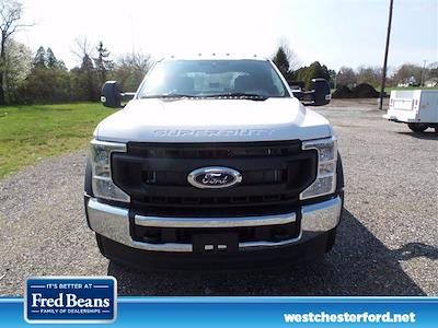 2021 Ford F-550 Crew Cab DRW 4x4, Reading SL Service Body #WU10256 - photo 1