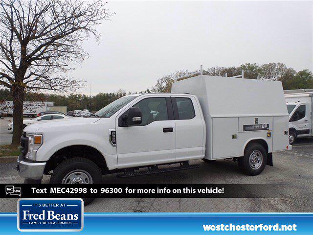 2021 Ford F-350 Super Cab 4x4, Reading Service Body #WU10273 - photo 1