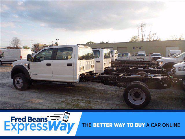 2021 Ford F-550 Crew Cab DRW 4x4, Cab Chassis #WU10416 - photo 1