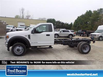 2021 Ford F-550 Regular Cab DRW 4x4, Cab Chassis #WU10438 - photo 1