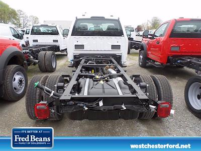 2021 Ford F-550 Regular Cab DRW 4x4, Cab Chassis #WU10438 - photo 2