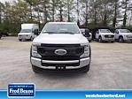 2021 Ford F-550 Regular Cab DRW 4x4, Cab Chassis #WU10438 - photo 8