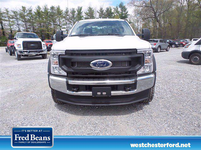 2021 Ford F-600 Regular Cab DRW 4x4, Cab Chassis #WU10454 - photo 3