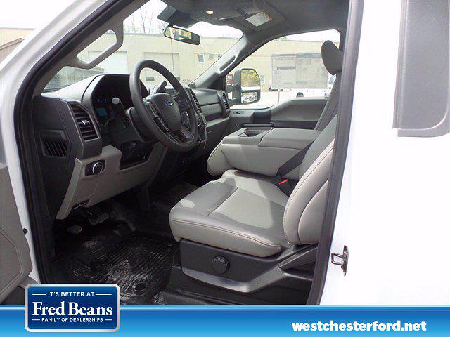 2021 Ford F-600 Regular Cab DRW 4x4, Cab Chassis #WU10454 - photo 6