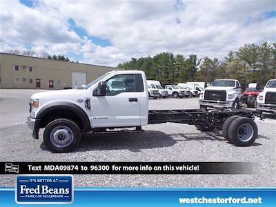 2021 Ford F-600 Regular Cab DRW 4x4, Cab Chassis #WU10454 - photo 1