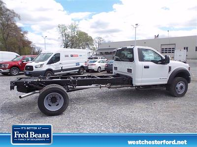 2021 Ford F-600 Regular Cab DRW 4x4, Cab Chassis #WU10454 - photo 2