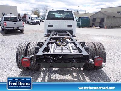 2021 Ford F-600 Regular Cab DRW 4x4, Cab Chassis #WU10454 - photo 4
