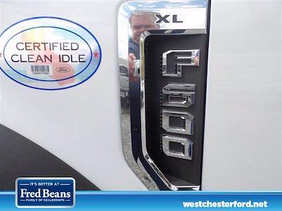 2021 Ford F-600 Regular Cab DRW 4x4, Cab Chassis #WU10454 - photo 5