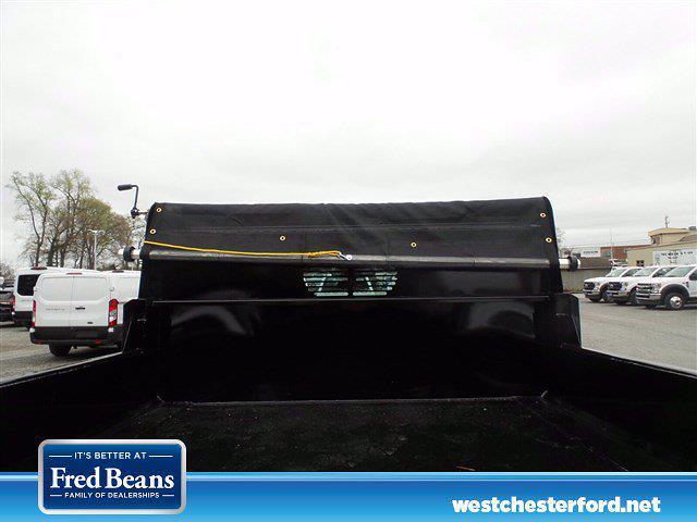 2021 Ford F-350 Regular Cab DRW 4x4, Rugby Eliminator LP Steel Dump Body #WU10458 - photo 4
