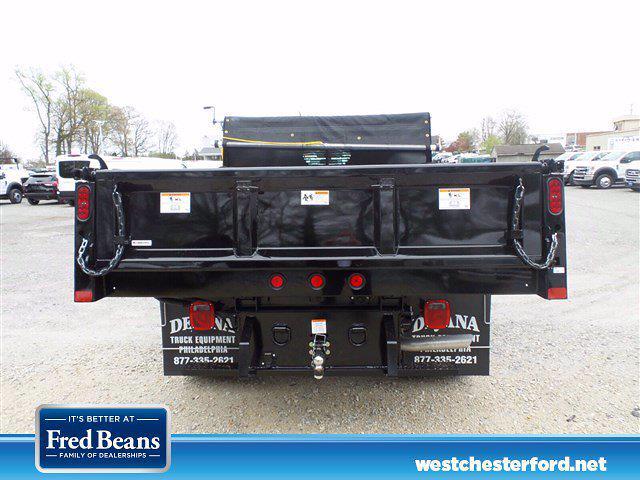 2021 Ford F-350 Regular Cab DRW 4x4, Rugby Eliminator LP Steel Dump Body #WU10458 - photo 5