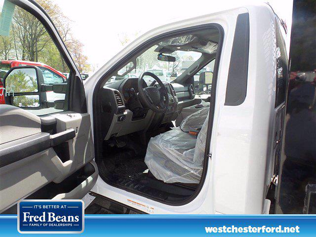 2021 Ford F-450 Regular Cab DRW 4x4, Knapheide Value-Master X Stake Bed #WU10466 - photo 9