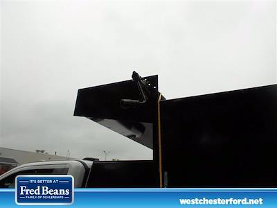 2021 F-600 Regular Cab DRW 4x4,  South Jersey Truck Bodies Landscape Dump #WU10487 - photo 3