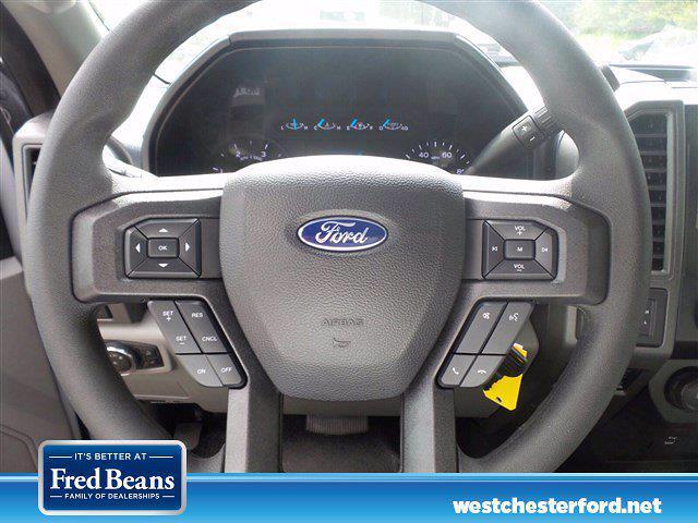 2021 Ford F-550 Regular Cab DRW 4x4, Rugby Eliminator LP Steel Dump Body #WU10488 - photo 8